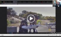 اختراق بث القناة 7 العبرية ونشر فيديوهات للقسام