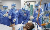 شاهد: تعافي مصاب بفيروس كورونا بعد عملية زراعة للرئتين