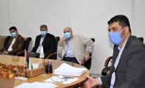 بالصور: اللجنة الاستشارية لمواجهة كورونا توصي بالتركيز على تعزيز السلوك المجتمعي