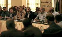وفد حماس حسام بدران