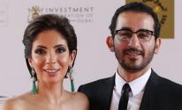 أحمد حلمي و منى زكي