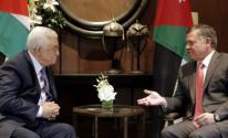 الرئيس عباس يهنئ عاهل الأردن بمناسبة عيد الاستقلال