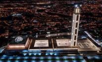 المسجد الأعظم بالعاصمة الجزائرية