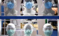 افتتاح معرض لمنتجات مكافحة الوباء في قوانغتشو الصينية