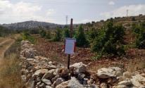 الاحتلال يستولى على الأراضي