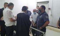محكمة الاحتلال توجهلائحة اتهام بحق الأسير نظمي أبو بكر