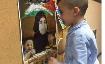 الطفل احمد دوابشة