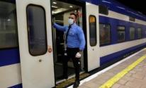 عودة حركة القطارات في