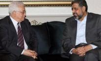الرئيس عباس وشلح