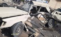مرور غزّة تكشف سبب كثرة الحوادث المرورية خلال العام الماضي