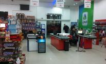 التسوق في مولات غزة