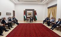 الرئيس يترأس اجتماعا للجنة الأزمة