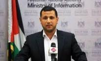 الناطق باسم وزارة الزراعة بغزة أدهم البسيوني