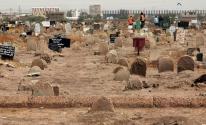 مقبرة جماعية في السودان