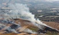 جيش الاحتلال يطلق قذائف دخانية قرب موقع عسكري لبناني