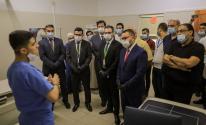 شركة جوال تدعم مجمع الصحابة الطبي بجهاز فحص كثافة العظم