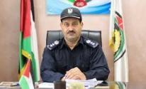 مدير إدارة المباحث العامة بالشرطة نهاد الجعبري
