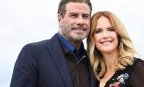 جون ترافولتا و زوجته