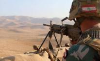 مقتل جندي إثر إطلاق نار على مواقع للجيش اللبناني في بعلبكً