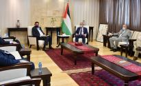 تفاصيل لقاء اشتية مع مجلس إدارة شركة كهرباء القدس.jpg