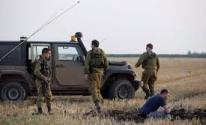 إصابة ضابط من جنود الاحتلال على حدود مع مصر