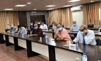 أبو الريش يكشف تفاصيل اجتماع مدراء المستشفيات في قطاع غزة