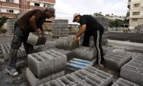اقتصاد غزة تحذّر التجار من التلاعب بأسعار الإسمنت ومواد البناء