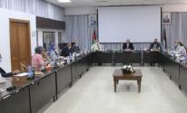 اللجنة الوزارية