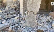 الاحتلال يُجبر مقدسيًا على هدم غرف سكنية ذاتيًا