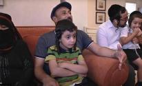 شاهدوا: الإمارات تجمع شمل عائلة