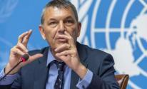 لازاريني: مهاجمة الوكالة وإضعافها لن يمحو أو يلغي 5,7 مليون لاجئ فلسطيني