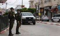 إغلاق بلدة كفر الديك بسلفيت بعد تسجيل إصابات كورونا.jpg