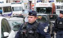 فرنسا إصابة 4 أشخاص في هجوم بالسكين والشرطة توقف مشتبها به.jpg