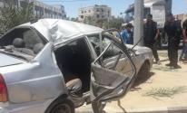 وقوع 3حوادث سير في قطاع غزة خلال الـ 24 ساعة الماضية