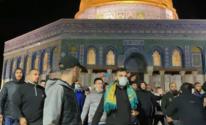 كورونا والمسجد الاقصى