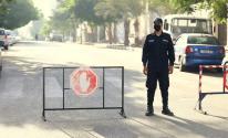 تشديد الإغلاق على بعض مناطق قطاع غزة لمواجهة فيروس