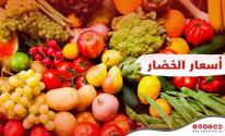 اسعار الخضروات في غزة
