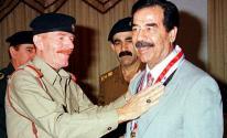 عزت الدوري وصدام حسين