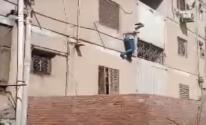 بالفيديو: مطاردة مثيرة