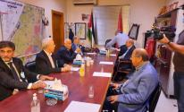 اجتماع فتح والجبهة الشعبية في دمشق