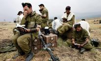جندي اسرائيلي يعاني من صدمة نفسية