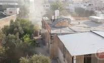 حريق بمركز رعاية الفتيات في بيت لحم