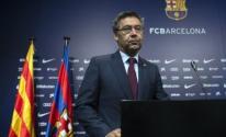 رئيس نادي برشلونة.