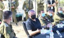 نتنياهو يشارك في جولة تفقدية لمناورة