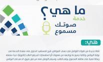 رابط التسجيل في حساب المواطن عبر خدمة صوتك مسموع