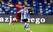 شاهد: نابولي يسحق روما برباعية في مباراة تكريم مارادونا