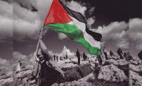 التضامن مع القضية الفلسطينية