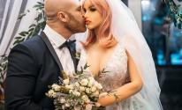 زفاف لاعب ودميته