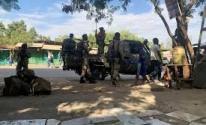 معارك في أثيوبيا