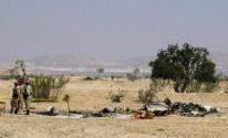 مقتل 7 جنود أجانب إثر تحطم طائرة مروحية جنوب سيناء.jpg